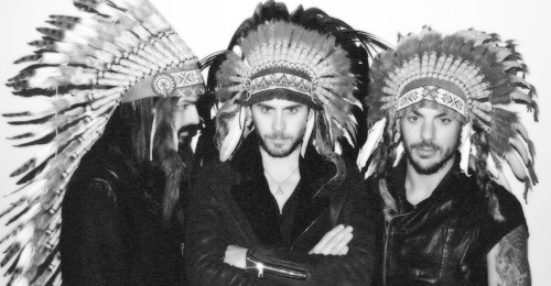 iconsgolden:  30 seconds to mars headers: (c) @dearmayer :-)