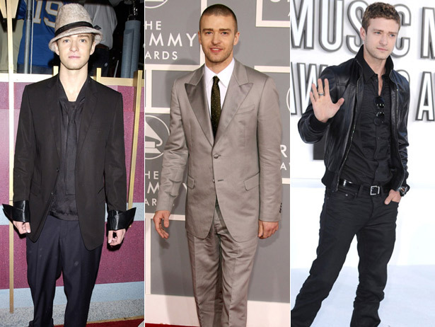 JT's Greatest Style Moments. Yep.
