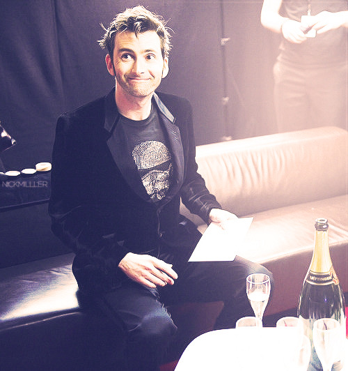 nickmilller:  « [35/100] » pictures of David Tennant