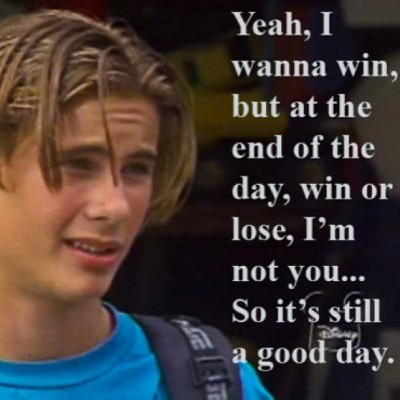 scottleroymarketing:  Now he's a smart man! #brink #disney #disneychannel #soulskater #win #skater