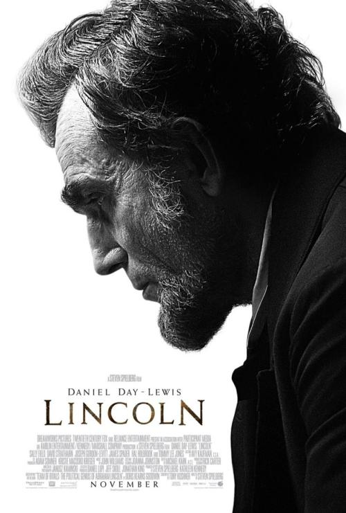 Lincoln (2012) This was a really good film. I was unsure whether I was going to like it at the beginning though. My lack of knowledge of American politics and American history were probably a bit of a hindrance. My lack of interest in politics didn't help either. I'd be lying if I said I wasn't bored on a few occasions. But I was also enthralled and in suspense on several others, so it worked out just fine. I appreciated the more human moments a lot more. The film looked gorgeous, which wasn't surprising. Steven Spielberg has known what he's doing for a long time now. The cast was awesome. It contained many of my favourite actors, all giving fine performances. It may not be my favourite Spielberg movie, but it's a really solid film which I can't truly fault.