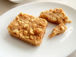 Peanut Cookie Brittle by pastrystudio on Flickr.