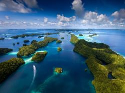 boho-condiment:  The little islands of Palau