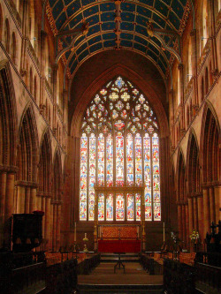 city-of-london:  Carlisle Cathedral, Cumbria, England - May 2007