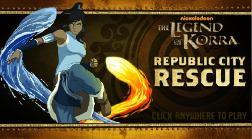 korranation:  Another addicting Korra game is here! Help Korra collect all the yuans the Triple Threat Triad stole from the citizens of Republic City. PLAY NOW»