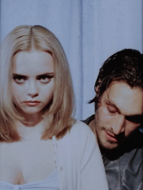 self-pollution:  Buffalo '66 Spanning time.