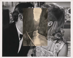 John Stezaker, Pair IV, 2007, Collage
