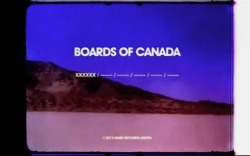 Boards of Canada x Toonami teaser