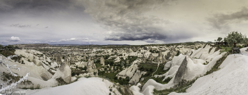Goreme Valley Panorama on Flickr.