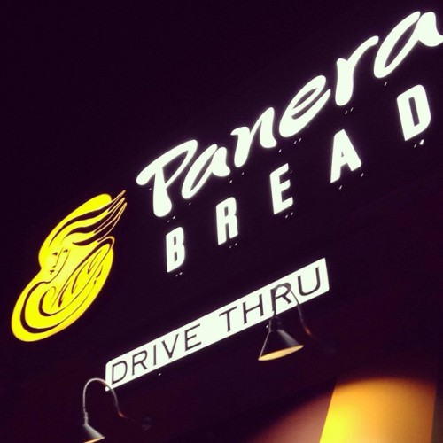 Turn up for Panera #adventuresincollege #Sedalia  (at Panera Bread)