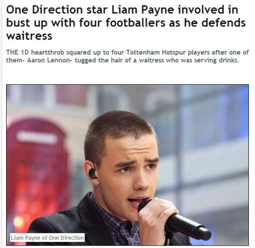 pure1d:  Let's forget about the announcement and focus on how amazing Liam is.   AMEN.