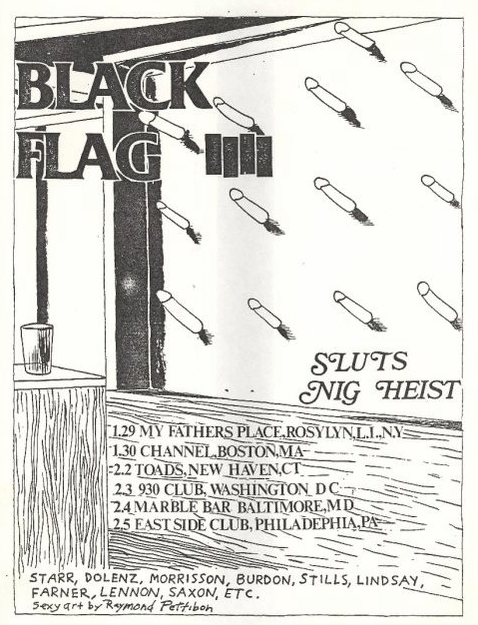 1983art by Raymond Pettibon
