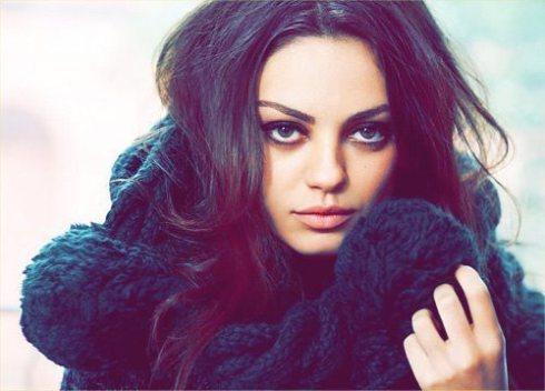 صور الممثلة ميلا كونيس - Photos actress miles Kunis