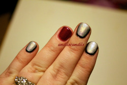 Review of Julep's new Freedom Top Coat and 'Rebel' over at my blog.