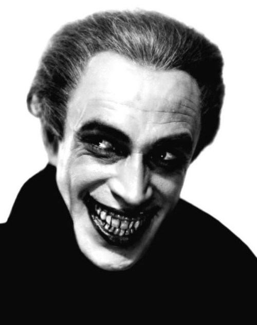 letempsdetruittout:   The Man Who Laughs (1928)