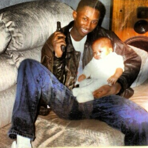 > Young Fredo Santana with his Dad #GBE - Photo posted in The Hip-Hop Spot | Sign in and leave a comment below!