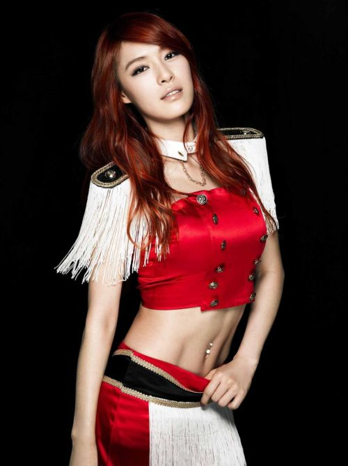 kpopthinspired:  Kahi spam 5/5