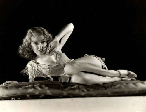 screengoddess:  Fay Wray / King Kong 1933