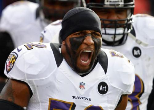 Ray Lewis ending career in Super Bowl