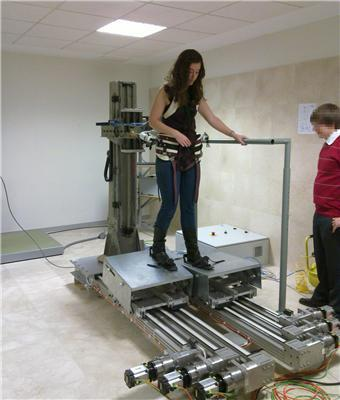 "neurosciencestuff:   Innovative system for the rehabilitation of people with brain damage The Biomechanics Institute of Valencia (IBV) is currently taking part in the European project WALKX with the aim of developing an innovative rehabilitation system to improve the quality of life of people who have suffered brain damage. This system will allow home rehabilitation and improve patient's autonomy. WALKX is a two-year research project for the benefit of small and medium sized enterprises (SMEs), co-funded by the European Commission through the Seventh Framework Programme. The user friendly walking training device the partners are designing will support the patient in raising from sitting to standing position and enable the patient to perform walking training and improve his/her manoeuvrability. ""An upper body stabilizing and controllable supporting vest will be developed. Early in the rehabilitation process it will be used under supervision of a therapist, but with greatly reduced need for physical support from the therapists. This is intended to reduce the need for help from others and increase freedom of movement and personal autonomy of the patient"", said Ignacio Bermejo, Market Innovation Director at IBV. One of the novelties of this device consists of a vest with attachment points on the patient's waist in order to regulate the mobility of the trunk. Also, the device will be modular and low cost. The role of IBV in this initiative has been to define the design specifications and preclinical testing to validate the prototype. Preclinical tests are done in collaboration with the Department of Physical Medicine and Rehabilitation at the Hospital Universitari i Politècnic La Fe of Valencia. The project is coordinated by the Norwegian company Made for Movement Group. Besides Biomechanics Institute, other members of the consortium are Innovatsiooni Eesti Instituut (Estonia), INNORA ROBOTICS (Greece), Newtrim and MCT (UK), ENIX (France), Motus (Italy) and MOBILE ROBOTICS SWEDEN (Sweden). Stroke (cerebrovascular accident) is the most common cause of adult disability in Europe. Roughly 75% of victims survive, but about half of these lose the ability to live independently in their own home. As strokes often result in long term disability rather than death, the rehabilitation and hospitalisation represent a major economic burden for the EU of about €34 Bn annually. Currently, the annual incidence is approximately 2 per 1,000 inhabitants in the EU, and the number is predicted to double over the next 50 years due to the aging of the population."