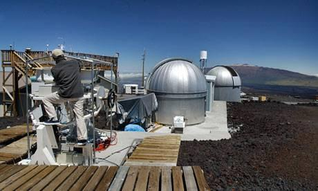 "overturnedbicycles:  perscientiamlibertas:  Hawaii's Mauna Loa observatory, where record CO2 increases are being documented. Image: Richard Vogel/AP Global carbon dioxide levels set to pass 400ppm milestone The concentration of carbon in the atmosphere over the next few days is expected to hit record levels.  The concentration of carbon dioxide in the atmosphere has reached 399.72 parts per million (ppm) and is likely to pass the symbolically important 400ppm level for the first time in the next few days. Readings at the US government's Earth Systems Research laboratory in Hawaii, are not expected to reach their 2013 peak until mid May, but were recorded at a daily average of 399.72ppm on 25 April. The weekly average stood at 398.5 on Monday. Hourly readings above 400ppm have been recorded six times in the last week, and on occasion, at observatories in the high Arctic. But the Mauna Loa station, sited at 3,400m and far away from major pollution sources in the Pacific Ocean, has been monitoring levels for more than 50 years and is considered the gold standard. ""I wish it weren't true but it looks like the world is going to blow through the 400ppm level without losing a beat. At this pace we'll hit 450ppm within a few decades,"" said Ralph Keeling, a geologist with the Scripps Institution of Oceanography which operates the Hawaiian observatory. ""Each year, the concentration of CO2 at Mauna Loa rises and falls in a sawtooth fashion, with the next year higher than the year before. The peak of the sawtooth typically comes in May. If CO2 levels don't top 400ppm in May 2013, they almost certainly will next year,"" Keeling said. CO2 atmospheric levels have been steadily rising for 200 years, registering around 280ppm at the start of the industrial revolution and 316ppm in 1958 when the Mauna Loa observatory started measurements. The increase in the global burning of fossil fuels is the primary cause of the increase. The approaching record level comes as countries resumed deadlocked UN climate talks in Bonn. No global agreement to reduce emissions is expected to be reached until 2015. ""The 400ppm threshold is a sobering milestone, and should serve as a wake up call for all of us to support clean energy technology and reduce emissions of greenhouse gases, before it's too late for our children and grandchildren,"" said Tim Lueker, an oceanographer and carbon cycle researcher with Scripps CO2 Group. The last time CO2 levels were so high was probably in the Pliocene epoch, between 3.2m and 5m years ago, when Earth's climate was much warmer than today.  Source  Frightening. The fact that world leaders can't agree on some way to curb emissions is utterly terrifying. Crowds should spill into the streets and scream with outrage. The whole human species is being taken to the dumps by our leaders' poor decisions. Ah — personal responsibility, as well — and by our collective refusal to stop buying shit that we don't need and to base our diets around foods that aren't so tremendously taxing on the environment. I should reign in my urge to editorialize, but I'm frankly quite alarmed. And enraged. And deeply saddened."