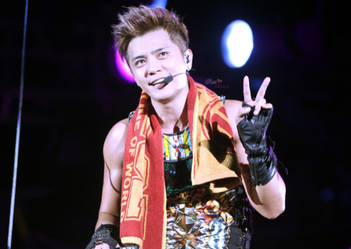 [PHOTOS] 130511 More Gorgeous Show Luo @ OTL Con, Beijing cr. Ran❤Show