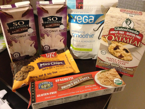 New adventure: Gluten and Dairy free diet!