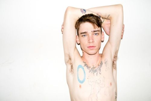 Cole Mohr by Terry Richardson