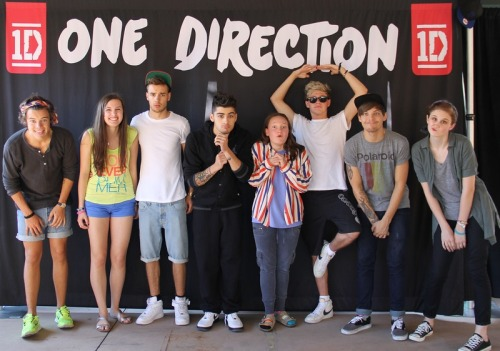 meet and greet one direction tumblr posts