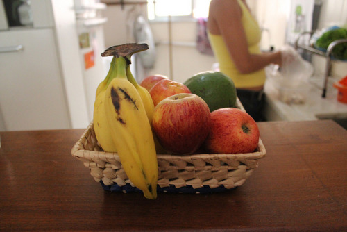 fagitarian:  ex0n:  Fruits by Esthelary on Flickr.  Yum