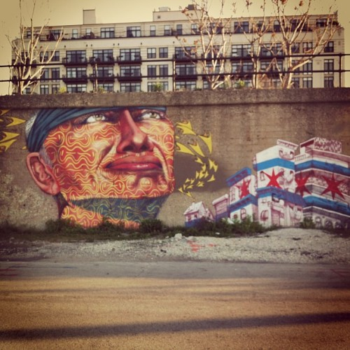#GoodMorning, #Pilsen.  (at 16th Street)