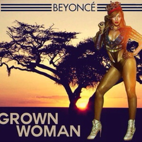 nymovanity:  Finally it leaked! #grownwoman #beyonce @beyonce