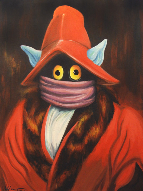 Master Orko: Print For Sale @ Society6
