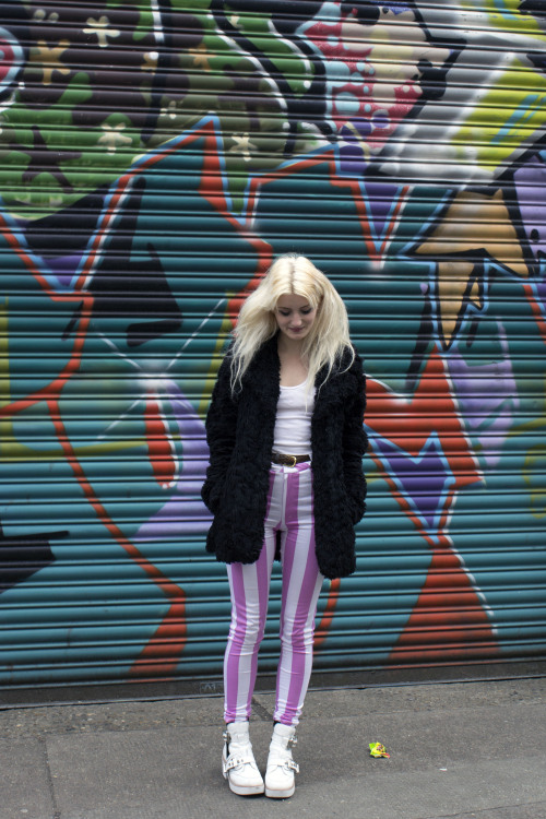 New Blogspot Post! + check out my Brick Lane street style post over at my other blog :)
