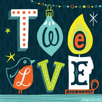 #type_lettering_advent_calendar, #advent_calendar, #typography, #lettering, #design, #linzie_hunter, #donate, #foodbank, #trussell_trust, #feeding_america, #the_global_f