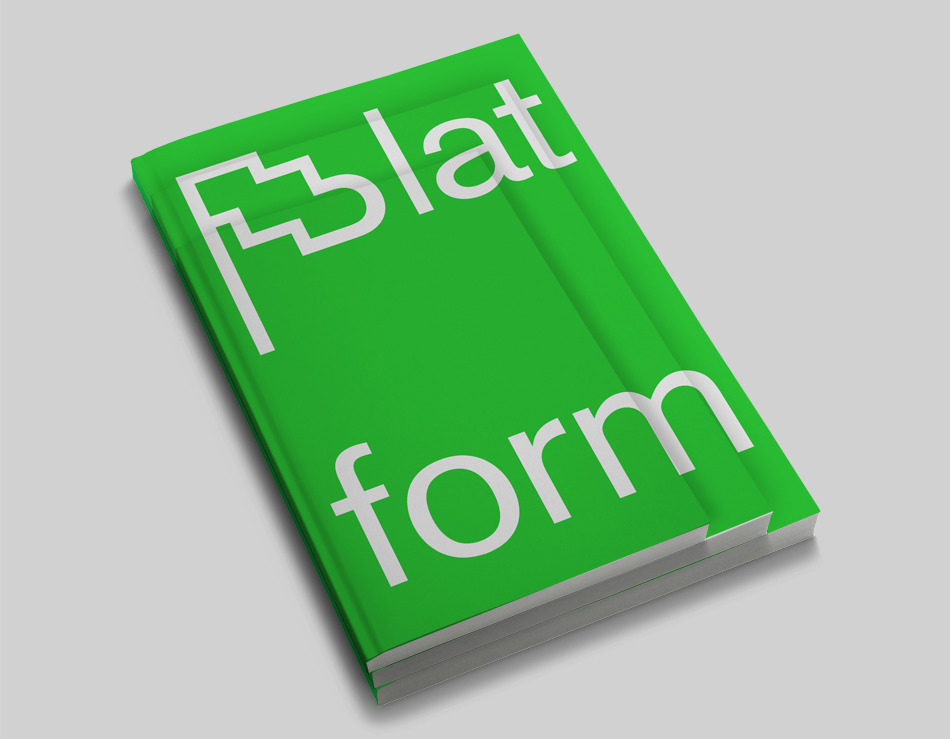 Platform, MFA Thesis Book ( Ongoing ) Eric Hu, Yale Univeristy