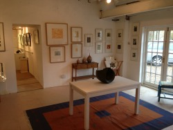 Work experience for Impress 13 at The Little Buckland gallery