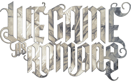 johnlindley665:  Tracing Back Roots/We Came As Romans.