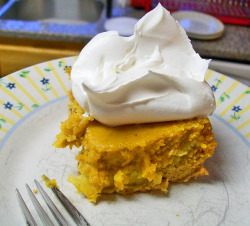 Pumpkin Butter Cake by mooshee85 on Flickr.