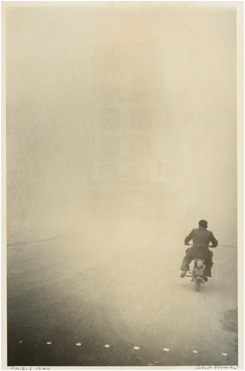 Robert Frank, Paris (1949)