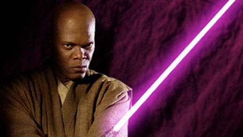 Samuel L. Jackson keen on Star Wars: Episode VII Confirms he'd be more than happy to pick up the purple lightsaber for another go-around