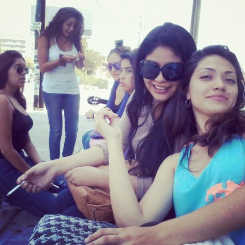 en break con las chiquillas <3