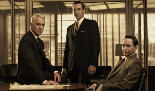 "npr:  laughingsquid:  Mad Men Season 6 Premiere Date Set For April  Say it with me now, ""AHHHHH!"" -L  Finally! Can't wait!"