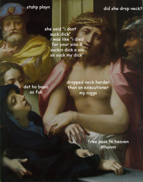 bvsedjesus:  Story Time With Jesus Christ