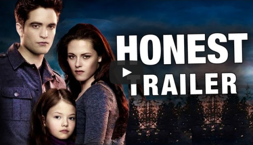 The Breaking Dawn honest trailer will make you shake with laughter
