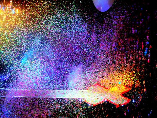Coldplay Show by ccnash1 on Flickr.