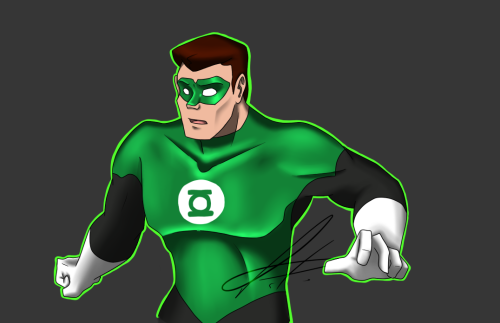Hal Jordan by Autocon21  Just a fixed up version of this sketch, and holy cow this took longer than expected =A=;;; Was gonna add a fancy background and all but…nya, maybe later. Anywho's, enjoy~ I mean how can you not it's Hal Jordan