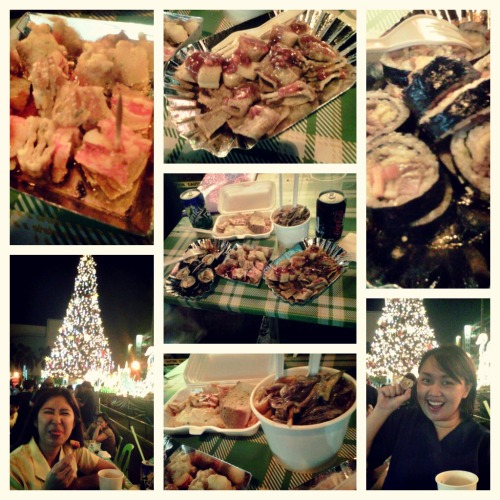 An unexpected foodtrip with Camille! ;) Till next time, dear! I had a wonderful Monday night! :)