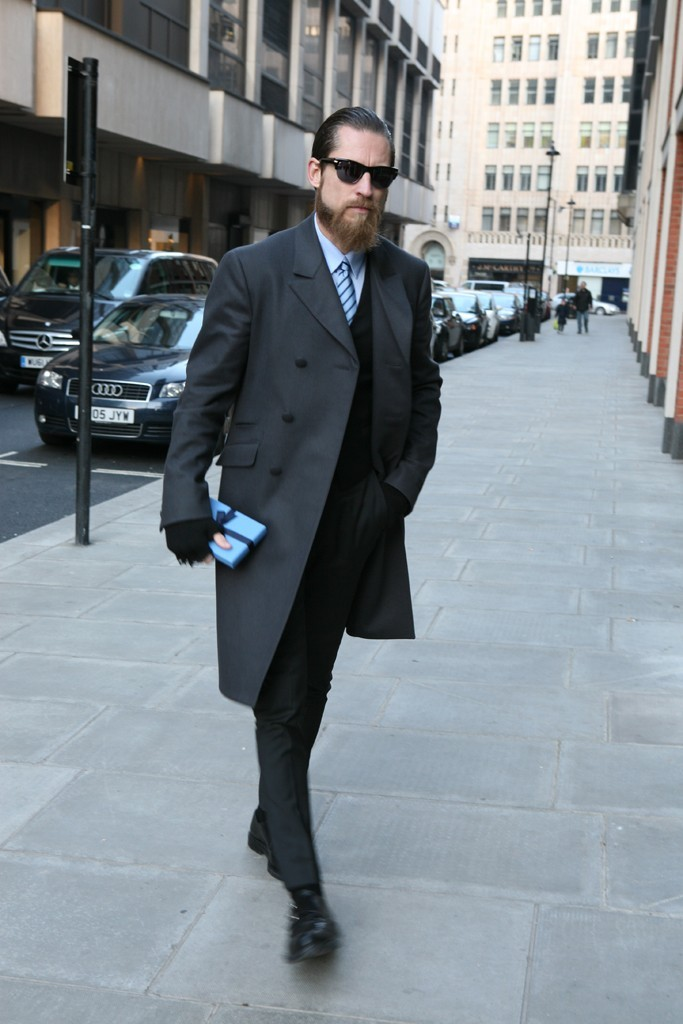 beyondfabric:  Mr. Justin O'Shea  Your Style - Menwww.yourstyle-men.tumblr.com