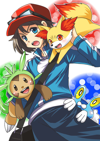 all-that-is-pokemon:  Artist: 林ゆっけ